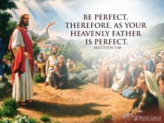 Catholic Daily Reading + Reflection: 27 February 2021 - Be Perfect As Your Heavenly Father