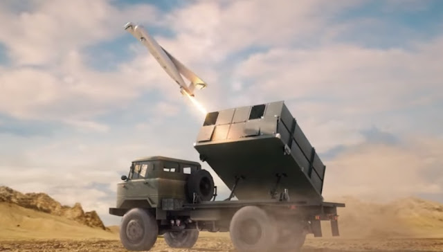 loitering munition ISRAEL MINI HARPY