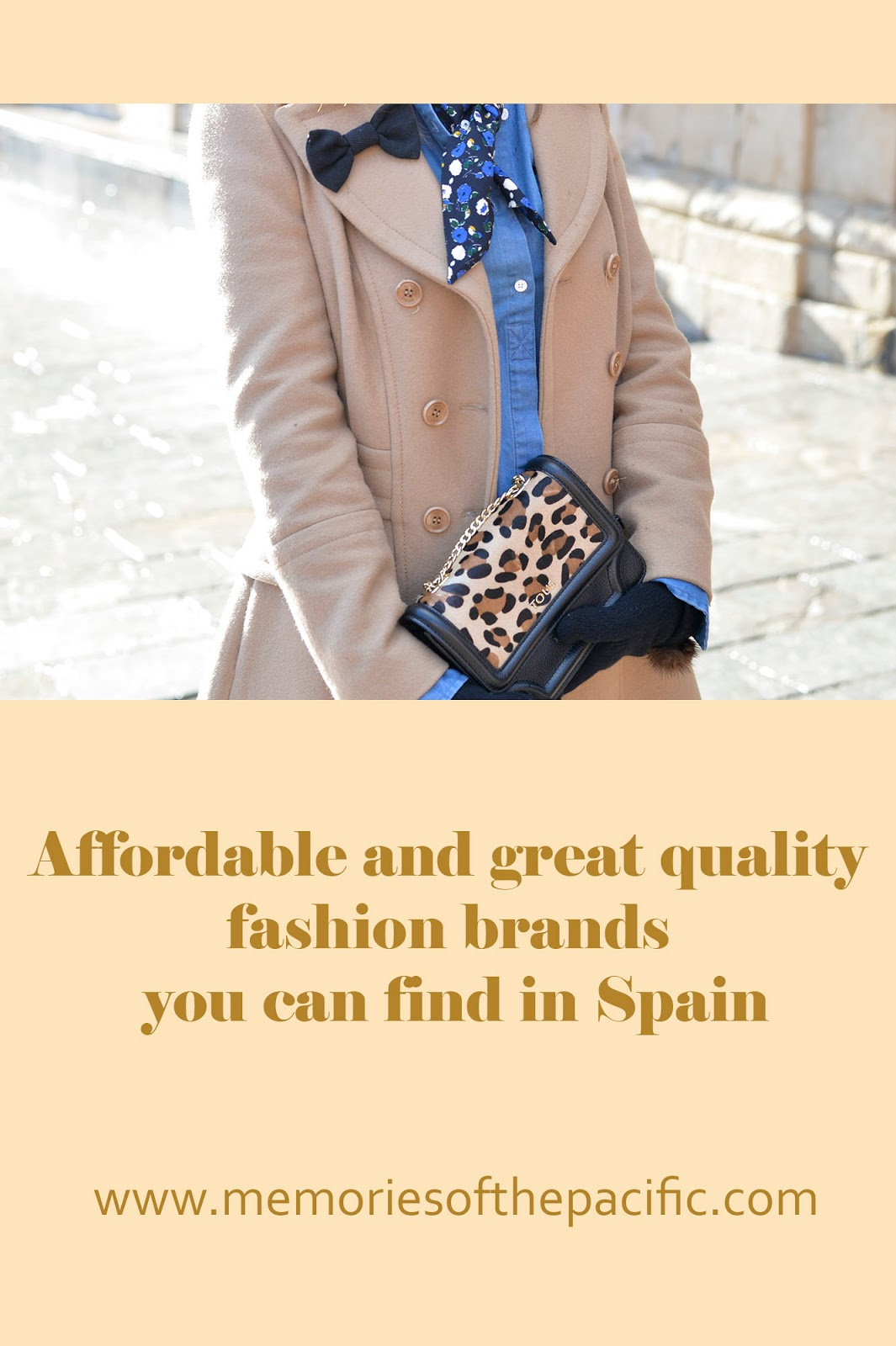 spanish fashion brands blogger style spain clothing wear