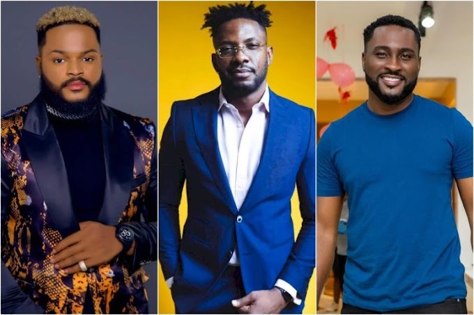 """BBNaija 2021: """"Pere is evil and I think he had intentions of hurting Whitemoney – Cross tell Biggie"""