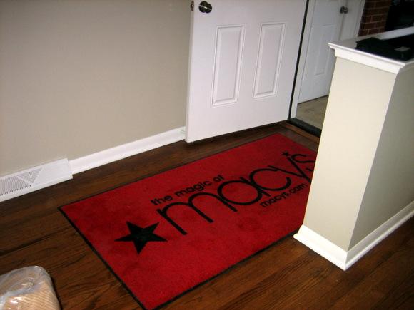 Macy's red carpet