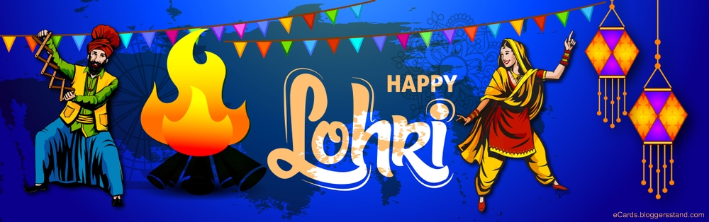 Best Wishes Happy Lohri 2021 HD Images