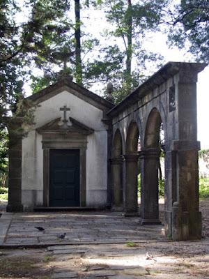 capela no Parque de São Roque