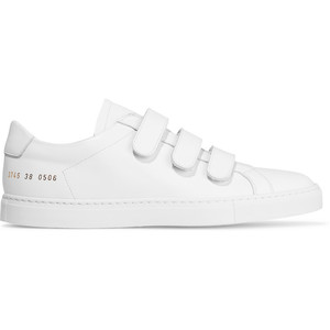 Achilles three strap leather sneakers, $450 from Common Projects