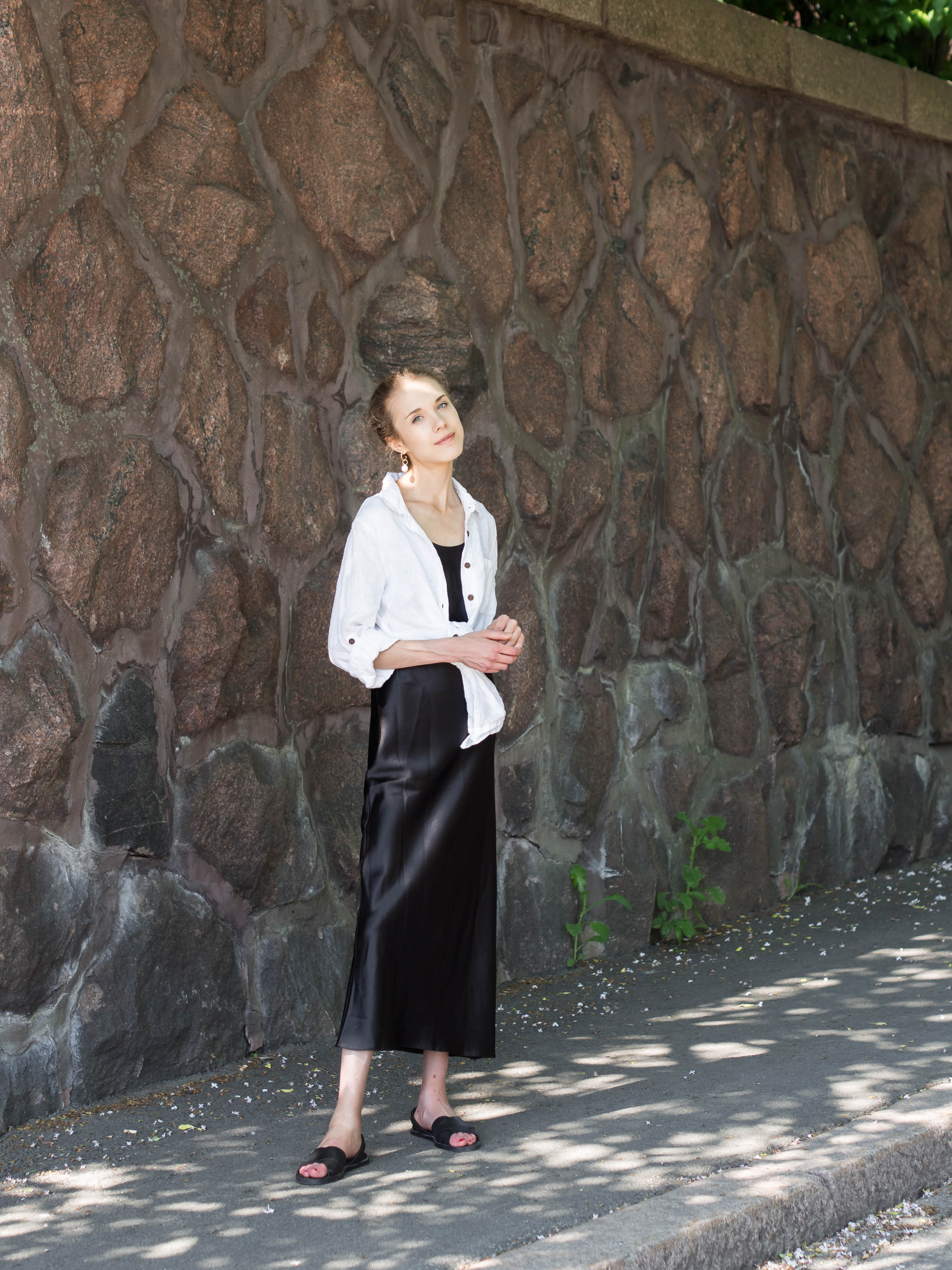 Fashion blogger chic summer outfit - Muotibloggaaja, kesämuoti