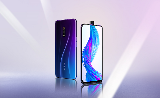 Realme X Full Specifications with Pros and Cons