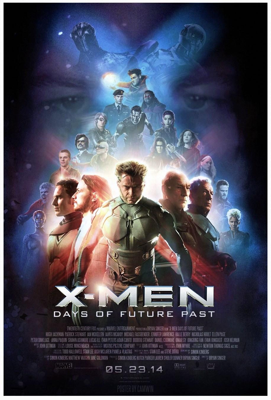 Past Mckellen Days Men 2014 Ian X Future