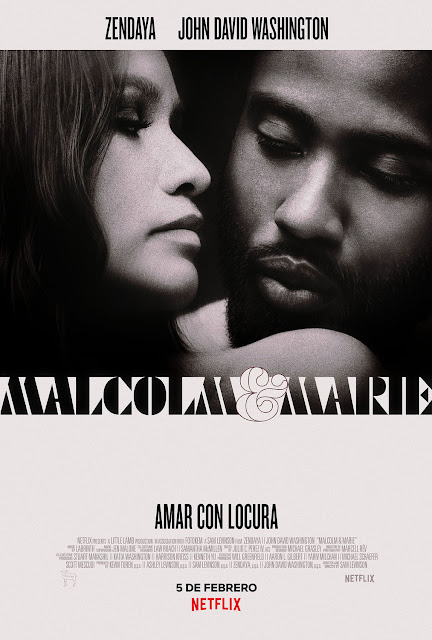 Cartel Malcolm & Marie