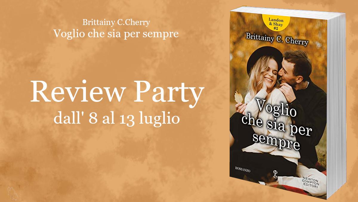 Voglio che sia per sempre di Brittainy C. Cherry