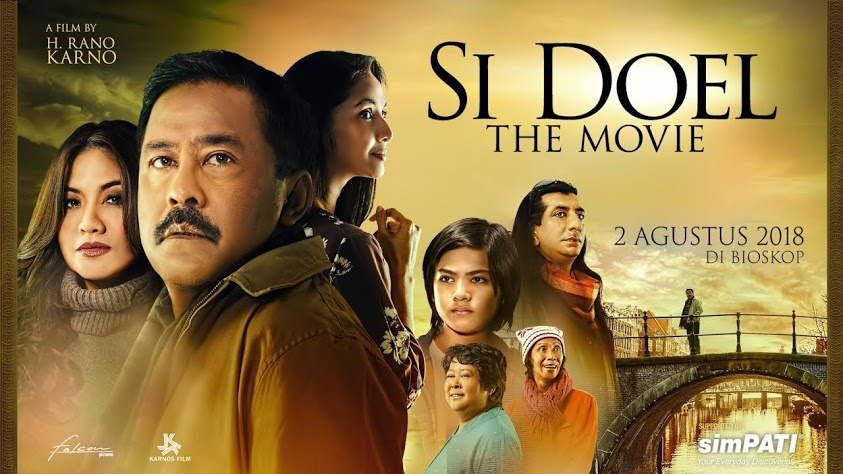 Review Si Doel The Movie Menyelesaikan Kisah Cinta Doel Sarah Dan