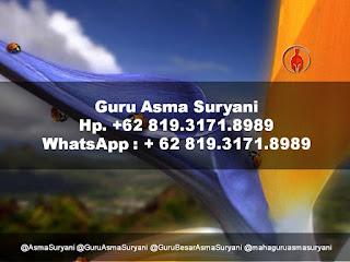 Pengisian Khodam-Guru-Asma-Suryani