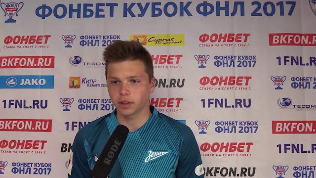 «СЭ»: трансфер Кругового обойдется «Зениту» в 2 млн евро