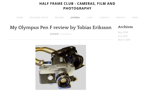 http://www.halfframeclub.com/journal/my-olympus-pen-f-review-by-tobias-eriksson