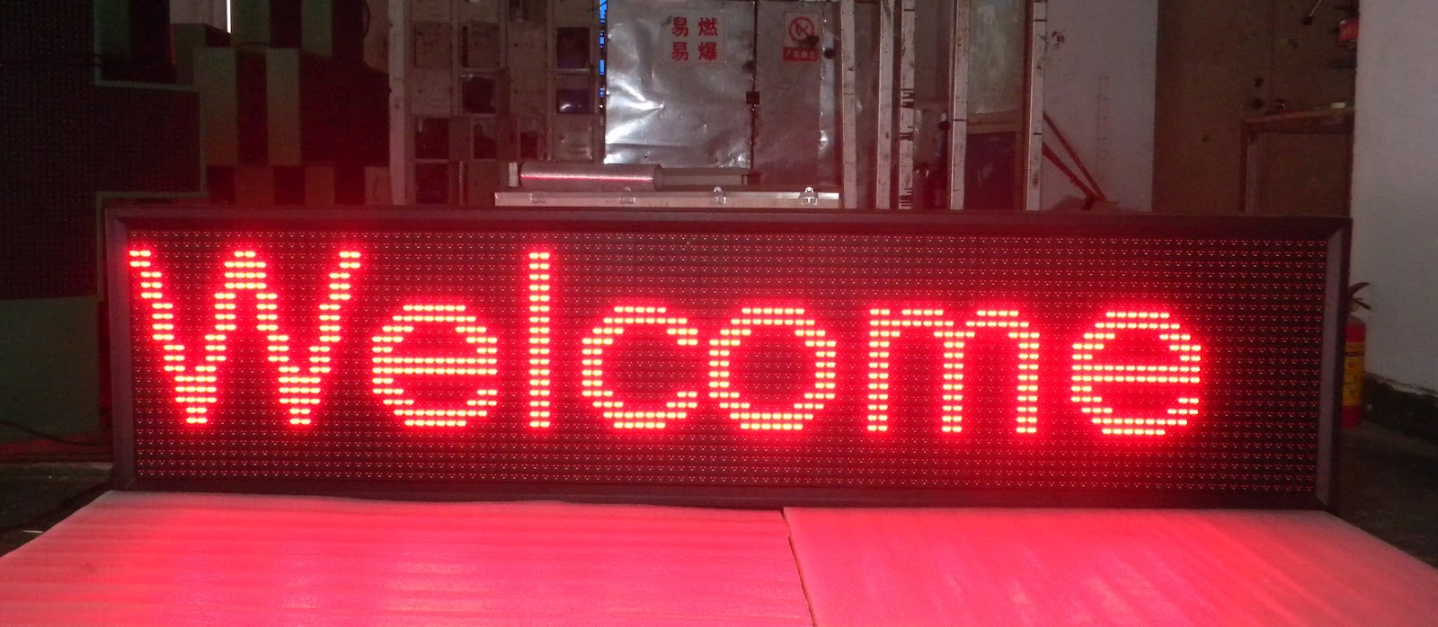 Petroled Led Hotel Sign Church Sign Gas Station Sign