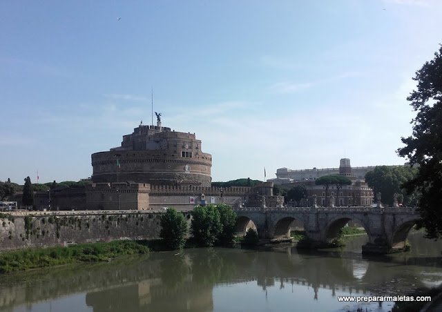 volver a Roma, tips para organizar el viaje