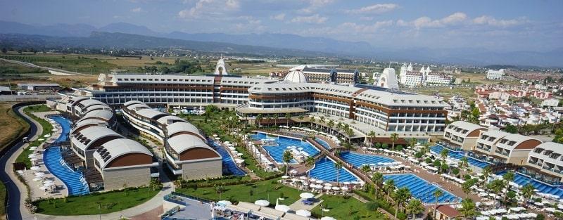 Antalya tui magic life jacaranda