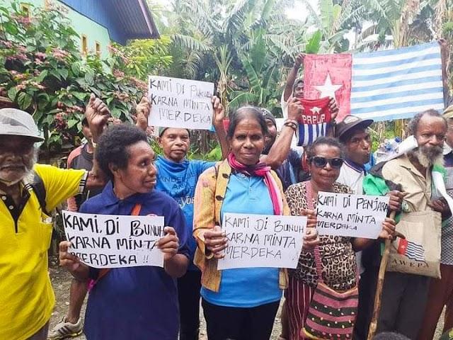 investigasi PBB segera masuk ke West Papua.