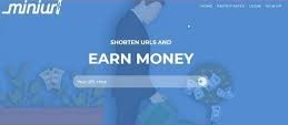 MiniUrl 2019 high paying url shortener to make money online