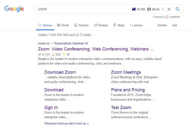 Download Zoom Pc Windows