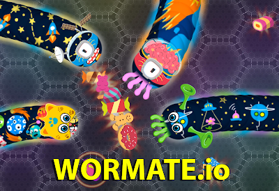 game cacing wormate.io