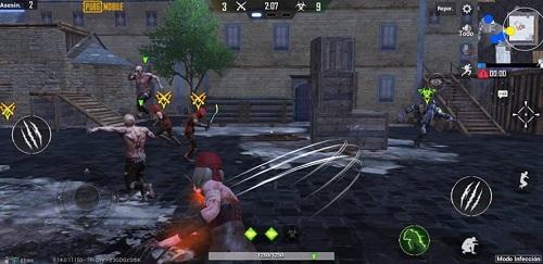 Trận chiến giữa người với xác sống sẽ vô cùng ác liệt trong vòng Game PUBG