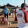 Wakapolda Sulsel, Pantau Uji Kesamaptaan dan Jasmani Casis Bintara Polri TA 2020 di Gor Sudiang