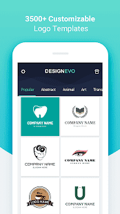 Aplikasi Membuat Logo DesignEvo