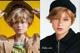 Son of Ganymedes model boy