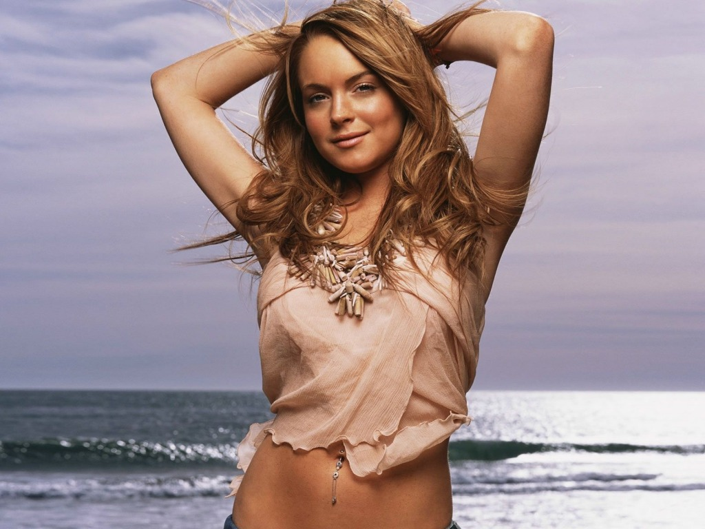Lindsay Lohan 2012 Hot Pics - Wallpapers Hd  Free Hd Wallpapers-1398