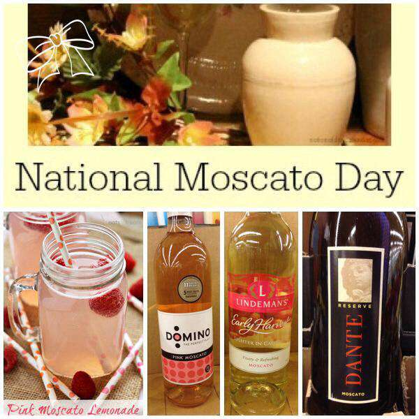 National Moscato Day Wishes Images
