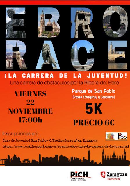 EBRO RACE: ¡LA CARRERA DE LA JUVENTUD!