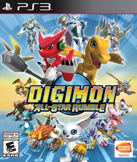 Digimon All Star Rumble PS3 ISO