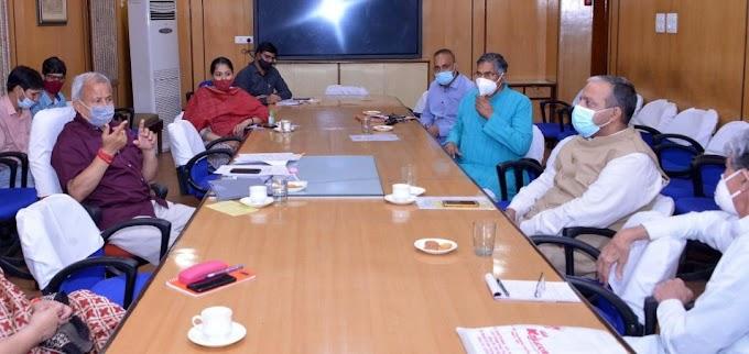 """Rajasthan News- """"सर्वोदय विचार परीक्षा"""" द्वारा किया जाएगा राष्ट्रपिता महात्मा गांधी के विचारों एवं मूल्यों का प्रचार-प्रसार,प्रथम स्थान पाने वाले विद्यार्थी को मिलेगी स्कूटी !"""