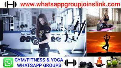 Fitness WhatsApp Group Joins Link