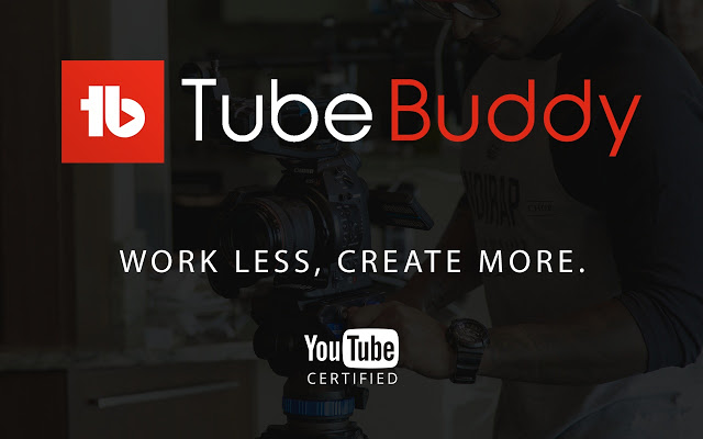 TubeBuddy Review: A Chrome Extenshion Which Help You Do Better Video SEO.