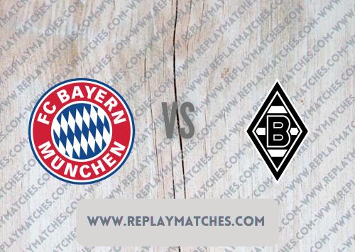 Bayern Munich vs Borussia M'gladbach -Highlights 28 July 2021