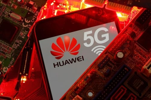 Canada is actually moving to ban Huawei from 5G networks