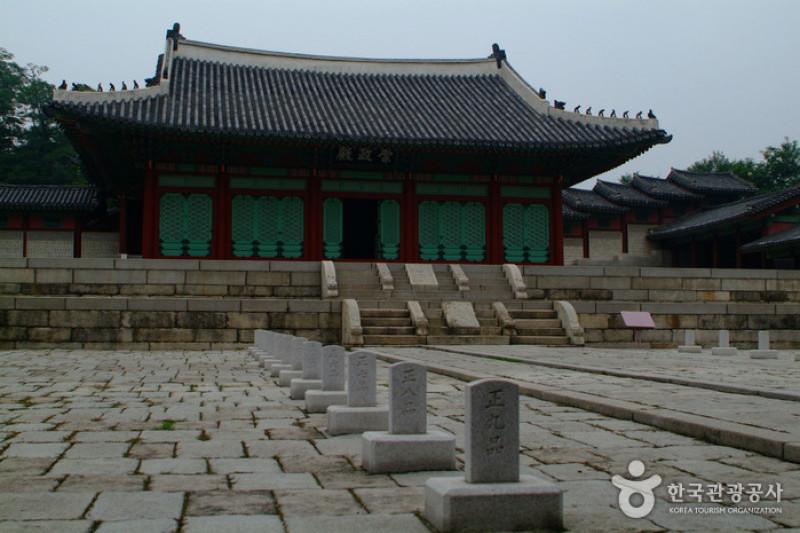 พระราชวังกยองฮุย (Gyeonghui Palace)