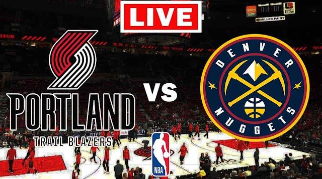 EN VIVO | Portland Trail Blazers vs. Denver Nuggets, Playoffs de la NBA ¿Dónde ver el partido online gratis en internet?