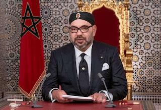 Morocco King Muhammad