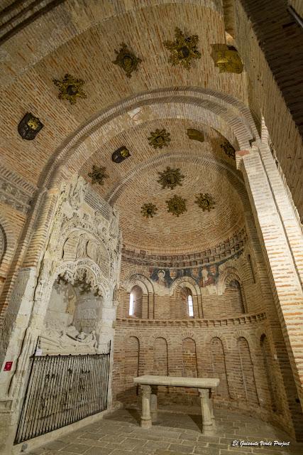 Sepulcro de Don Pedro y Doña Beatriz, San Lorenzo el Real - Toro