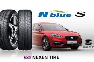 Nexen Tire aumenta su presencia en equipamiento original para la marca Seat