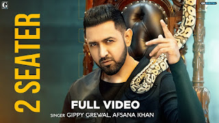 2 SEATER (२ सीटर Lyrics in Hindi) - Gippy Grewal