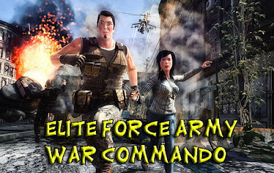 Elite Force Army War Commando v 1.0 Mod Apk (Unlocked)