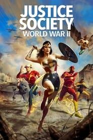 Justice Society: World War II 2021