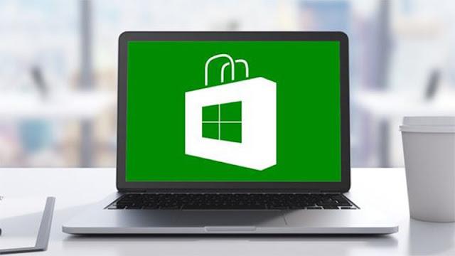 Cara Download Aplikasi di Laptop Windows 10 Melalui Microsoft Store