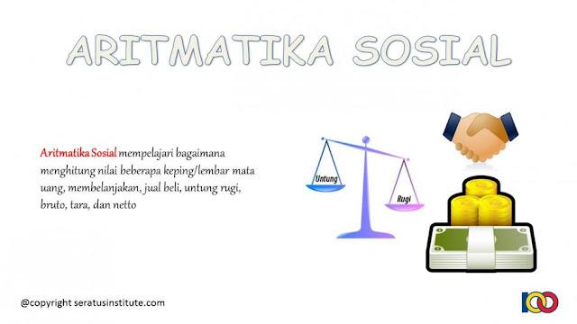 Jawaban Ayo kita berlatih 6.1 Matematika Kelas 7 Halaman 75 (Aritmetika Sosial)