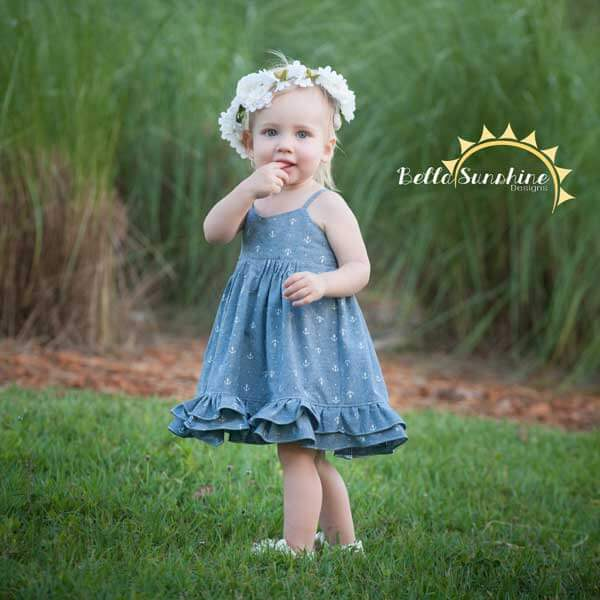 Sale on Select Dress Patterns at Bella Sunshine Designs