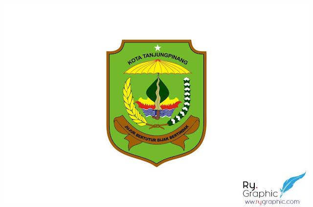Vektor Logo Kota Tanjungpinang cdr eps ai CorelDraw Illustrator