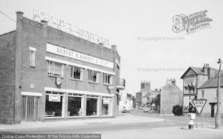 Robert Massey Co Ltd the crossroads, Market Weighton